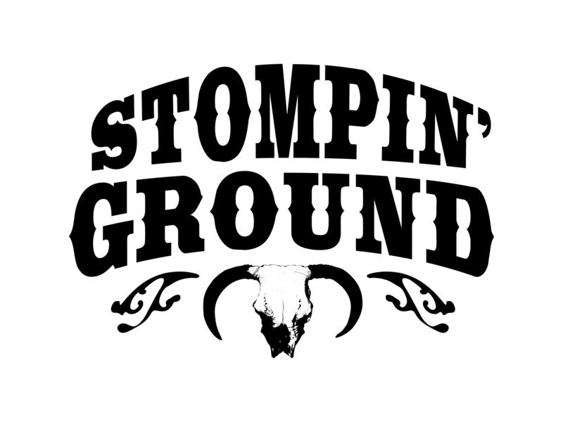 Stompin Ground Logo By Mathew On Dribbble