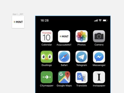 Daily UI 005_App Icon