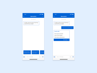 Daily UI 014_Direct Messaging