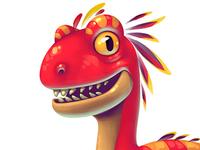 Dinoboom Character Design