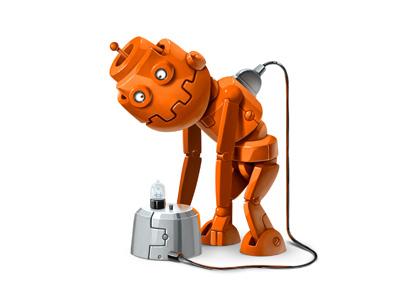 Robot icon illustration robot charging character design character
