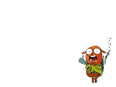 boombasteam VIII Phobia ui mascot logo illustration gaming games gamedev game design game art game dude characters character design characterdesign character animation character branding