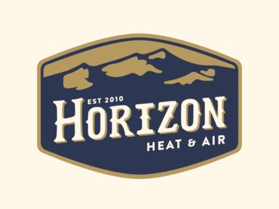 Horizon Heat & Air - New Branding