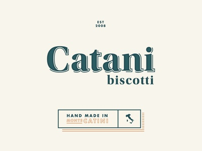 Catani Biscotti