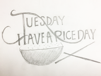Have A Rice Day:)