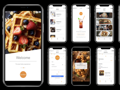 Food & Drink App delivery food drink app