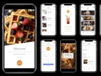 Food & Drink App