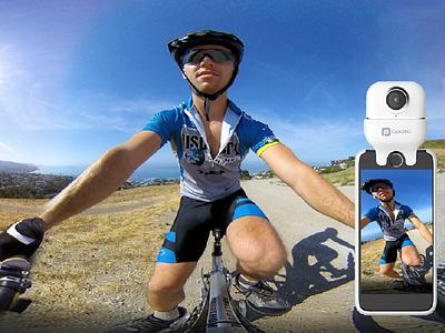 Opix360 App Design app design 360 camera design app ux  ui