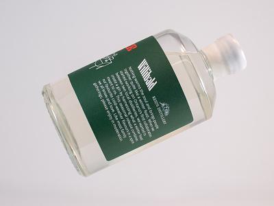 Gin Collaboration framesbyams gin label design label collaboration packaging