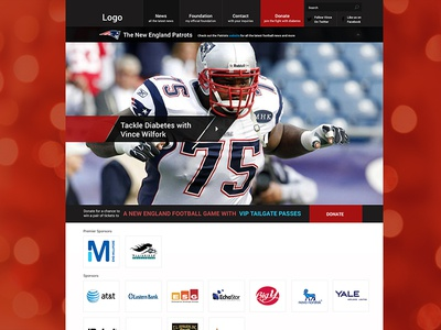 Foundation Homepage