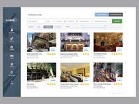 Hotel Search Result Page