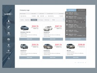 Car Search Results Page