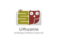 Lithuania at Bologna Children's book fair