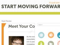 Start Moving Forward