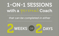 1-on-1 Sessions