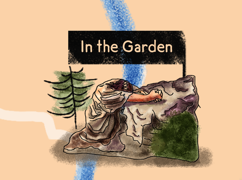 In the Garden - Mark 14:32-50