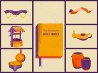 Bible Icons Project Part #2
