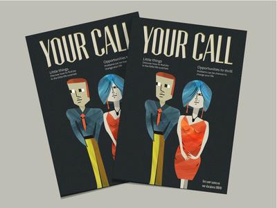 Your Call magazine