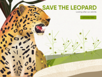 Save the Leopard