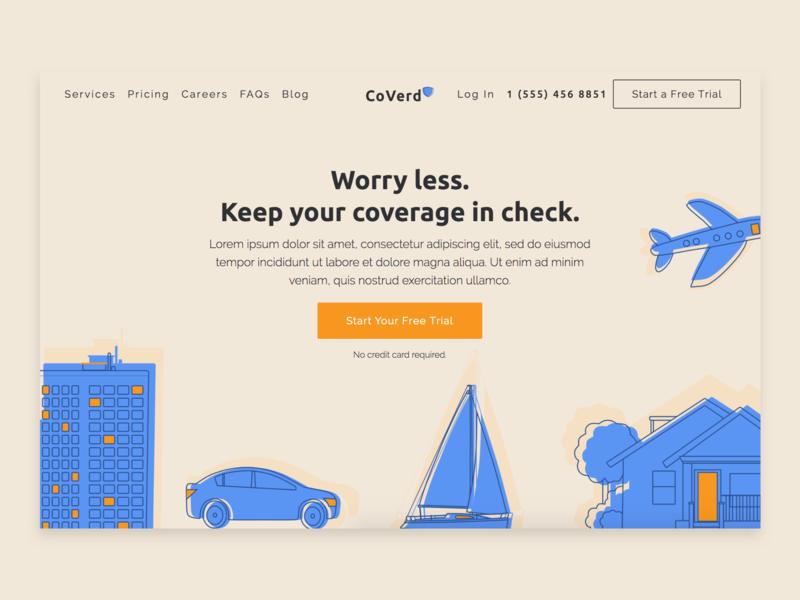 CoVerd saas design saas template webflow illustration branding responsive design design ui design uidesign ui
