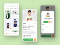 Marketplace app concept