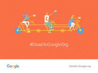 #DesafíoGoogleOrg Campaign