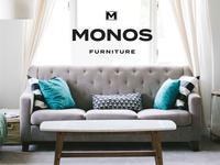 Monos Logo Design