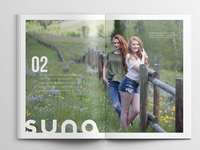 Suna Skin Care Brochure