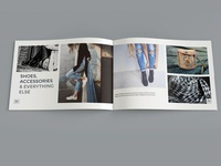 Coast Clothing Co. Brochure