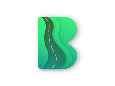 B'Travelled Logo