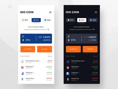 Crypto Exchange Balance