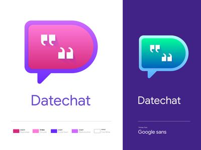Datechat Logo