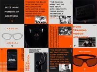 Vima Social Media Designs