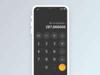 Calculator ➕➖➗✖️