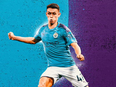 Manchester City's wallpaper wednesday - Phil Foden