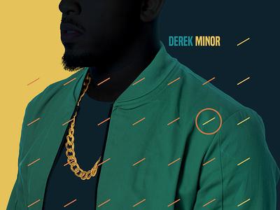 Derek Minor - 1014 EP Artwork