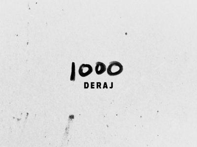 """Deraj  """"1000 """""""