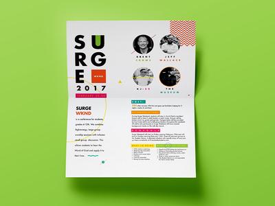 Surge Mailer Concept
