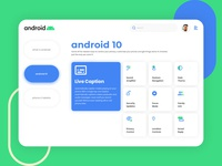 Android Admin Dashboard