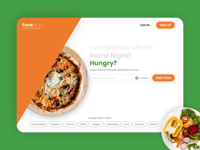 Food Order UI