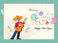 Welcome 2020 Happy New Year