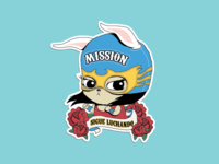 Lilo Rage Mission Magnet