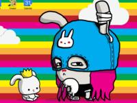 Lilo Rage & Shoomi Google Chrome Theme