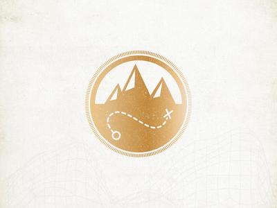 Adventure Badge design
