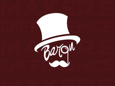 Manheim Baron Alternative Logo