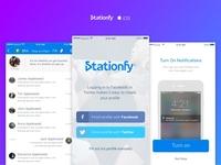 Stationfy - Sports community