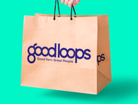 Good Loops Shopping Bag