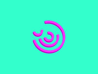 Chill Emoji Icon Treatment 3d simplicity simple vaporwave illustrations iiiustrator logomark pink brand identity emotion emoji minimal minimalism illustration branding logo design logo icon design iconography icon