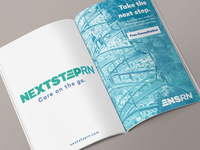 NextStep RN - Magazine Spread