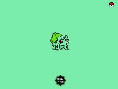 Bulbasaur,  Pokemon Series-3